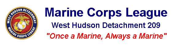 Marine Corps League - West Hudson Detachment